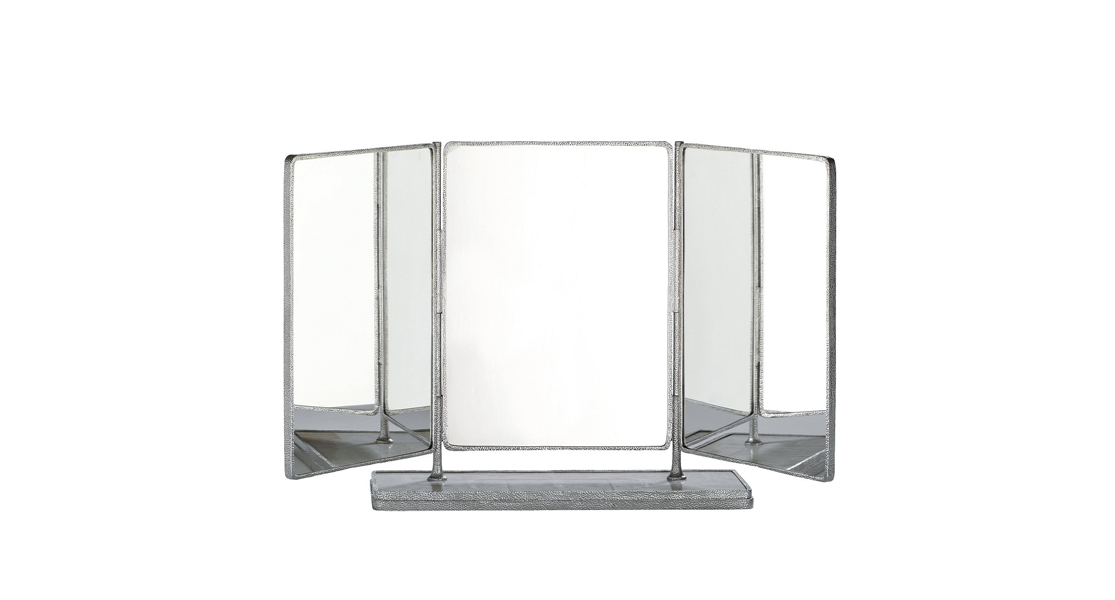 Baker Triptych Vanity Mirror