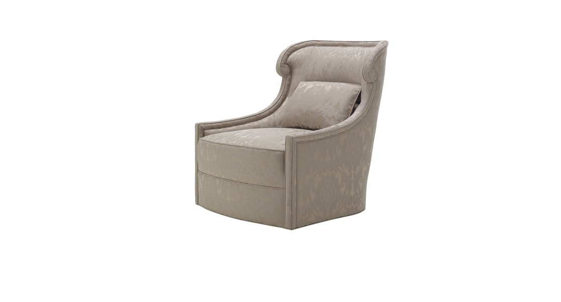 Magnificent Baker Tuileries Swivel Chair Areabaxtergarage Com Ocoug Best Dining Table And Chair Ideas Images Ocougorg