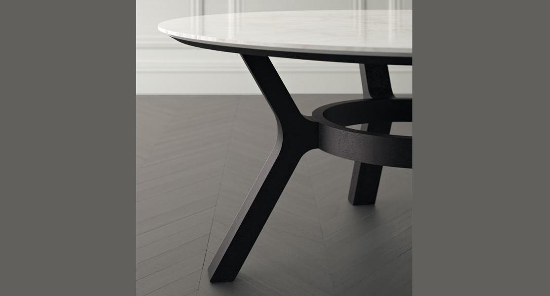 Casamilano Eaton Royale Table Areabaxtergaragecom - Black-dining-table-andrea-by-casamilano